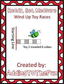 Wind Up Toy Measurement