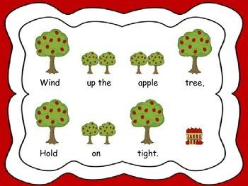 Wind Up the Apple Tree