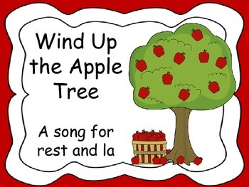 Wind Up the Apple Tree