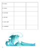 Wind, Waves, and Current Vocab