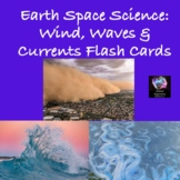 Wind, Waves and Currents Flash Cards