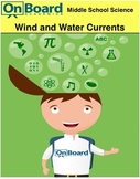 Wind and Water Currents and their effect on Weather Patterns-Interactive Lesson