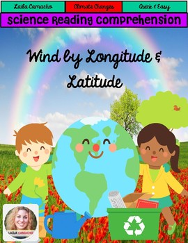 Climate: Wind by Longitude and Latitude