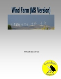 Wind Farm (MS) - Science Informational Text - 2 levels