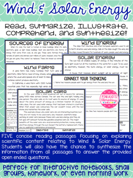 Wind & Solar Energy Articles: Energy Sources, Wind, Wind Farms, & Solar Cars
