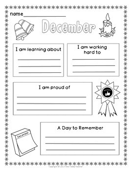 Winding Down December (reflection, word search, acrostic)