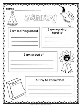 Winding Down January (reflection, word search, acrostic)