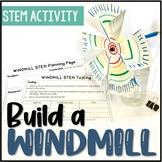 Windmill STEM Challenge