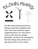 Windmill STEM activity