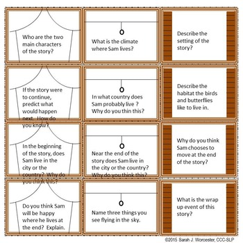 Window: Companion Activities for Speech and Language