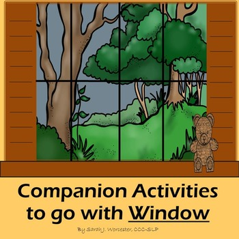 Window: Companion Activities for Speech and Language