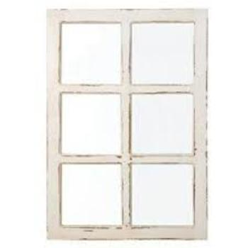 Window Pane Vocabulary