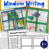 Window Writing Craftivity