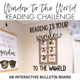 Window to the World Interactive Reading Challenge Bulletin Board