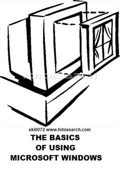 Windows Basics - Power Point slides