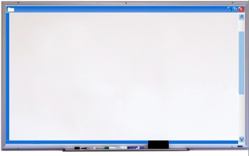Windows Bulletin Board Border - Turn your board into a computer! (2 Pack)