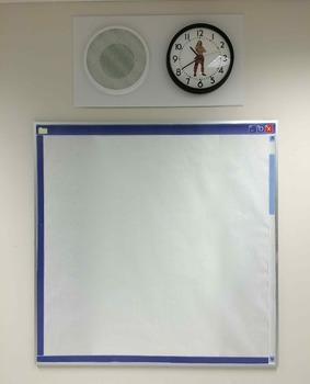 Windows Bulletin Board Border - Turn your board into a com