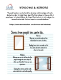Windows & Mirrors Storytelling Worksheet