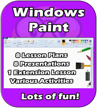 Windows Paint - Complete, Fun and Practical :)