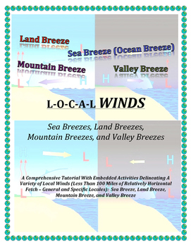 Winds and Weather: Sea/Land Breezes, and Mountain/Valley Breezes