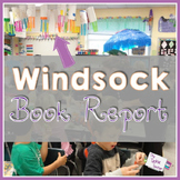 Windsock Book Report Tails