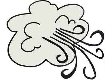 Windy Weather Image