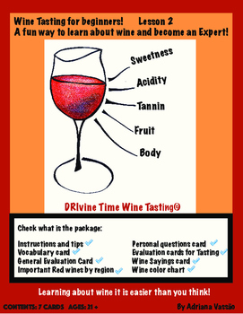 Wine Tasting for beginners 2!
