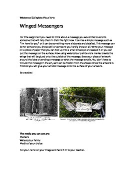 Winged Messengers