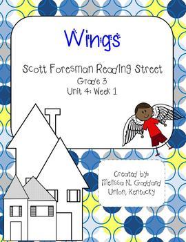 Wings : Reading Street : Grade 3