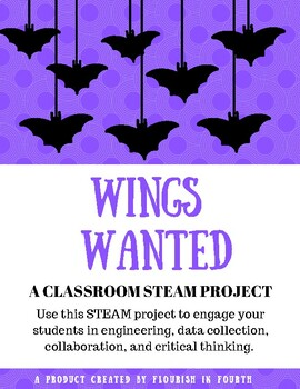 Wings Wanted STEAM Project