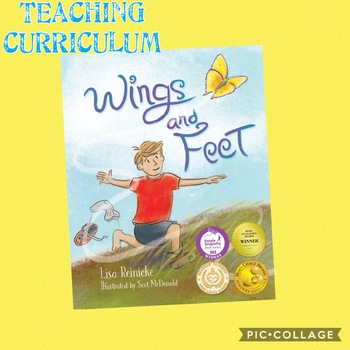 Wings and Feet- 1st grade Teaching Guide