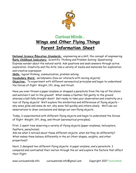 Wings and Other Flying Things