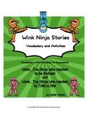 Wink the Ninja stories