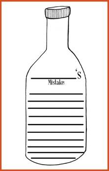 Because of Winn Dixie Mistake Tree Bottle