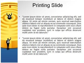 Winner PowerPoint Template