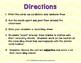 Winners Never Quit! (Journeys L.30, 1st Grade) ADJECTIVES Grammar Task Cards