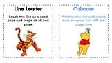 Winnie the Pooh Classroom Jobs
