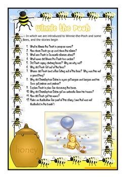 Winnie the Pooh Comprehension