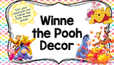 Winnie the Pooh Decor - extended