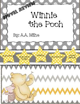 Winnie the Pooh Novel Packet