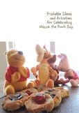 Winnie the Pooh Themed Activity Book