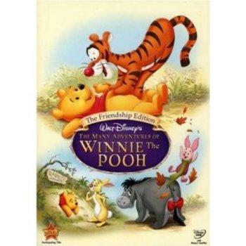 Winnie the Pooh and the Honey Tree SPANISH video worksheet