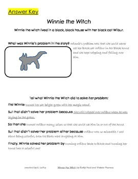 'Winnie the Witch' Problem Solving  - 3rd Time's the Charm