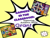 Winning Grant Proposal for Interactive Whiteboard Games