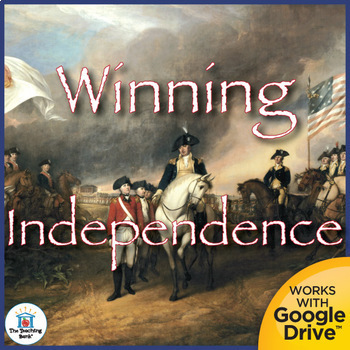 Winning Independence Interactive Notebook