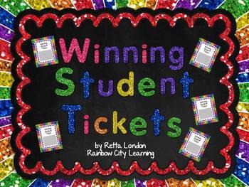 Winning Student Tickets