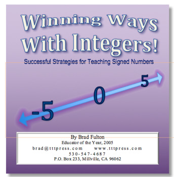 Winning Ways with Integers