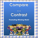 Compare and Contrast: Promoting Winning Work!