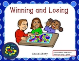 Winning and Losing Social Story Packet