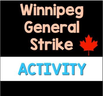 "Winnipeg General Strike- Companion Questions for CBC's ""Story of Us"""